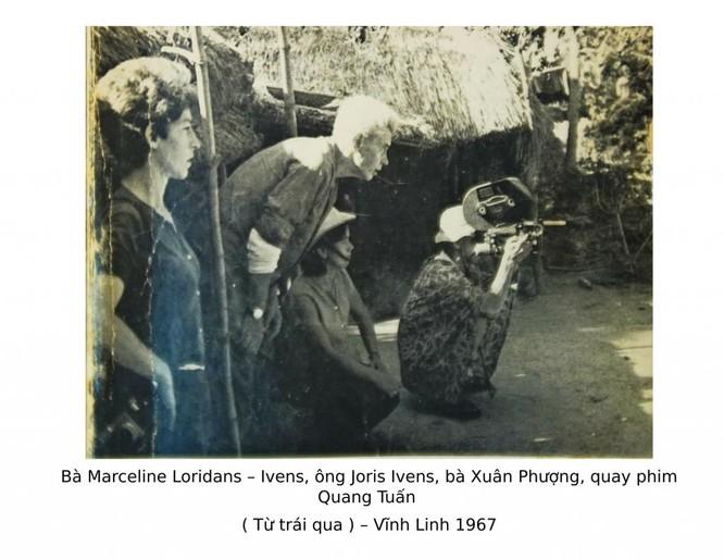 Hai tháng ghi hình tuyến lửa Vĩnh Linh - Hồi ức một nữ phóng viên chiến trường Việt Nam ảnh 1