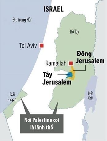 Tiến sĩ Terry F. Buss: Xung đột Israel – Palestine bùng nổ và thế khó của ông Biden ảnh 2