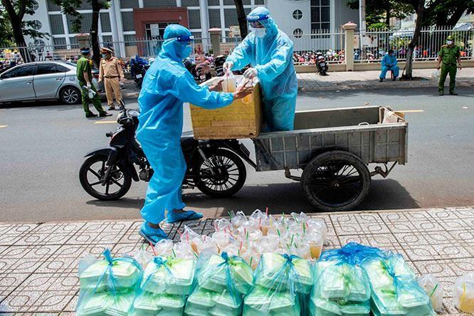 An Giang đón hơn 35.000 người dân về quê, phát hiện 172 F0 mới ảnh 3