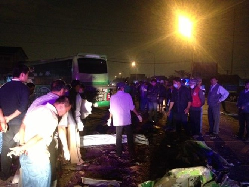 Vụ tai nạn thảm khốc khiến 10 người chết tại chỗ, nhiều người bị thương nặng