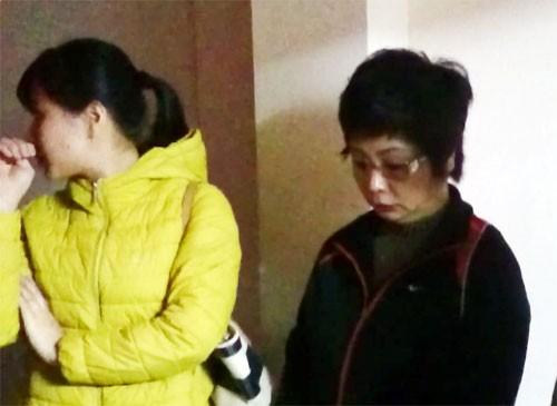 Bà Châu Thị Thu Nga bị bắt