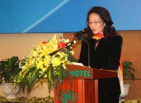 Nữ đại gia Lê Thị Thúy Ngà, Chủ tịch Tập đoàn Nam Cường