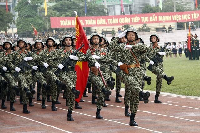 Binh chủng đặc công của Quân đội Nhân dân Việt Nam