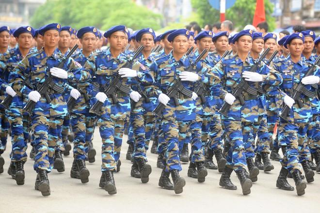 Lực lượng cảnh sát biển