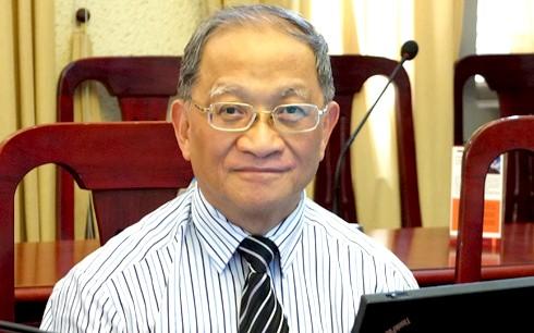 Chuyên gia kinh tế, TS. Lê Đăng Doanh.