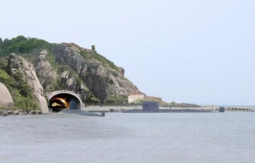 Nhất cử nhất động của hạm đội tàu ngầm Trung Quốc khi ra khỏi căn cứ đều được