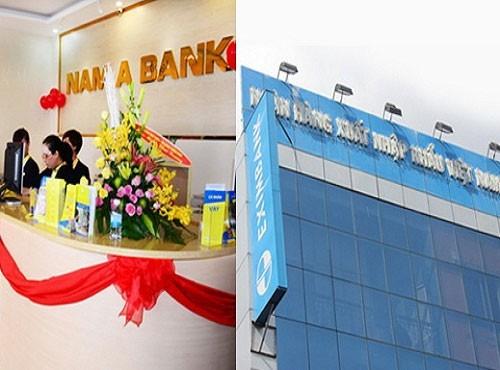 Thông tin NamABank về với Eximbank có thêm sự xác thực.