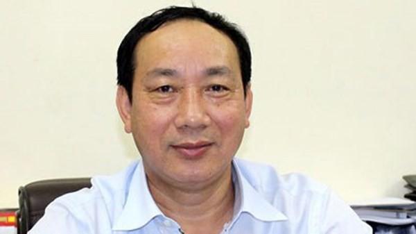 Ông Nguyễn Hồng Trường, Thứ trưởng Bộ GTVT.