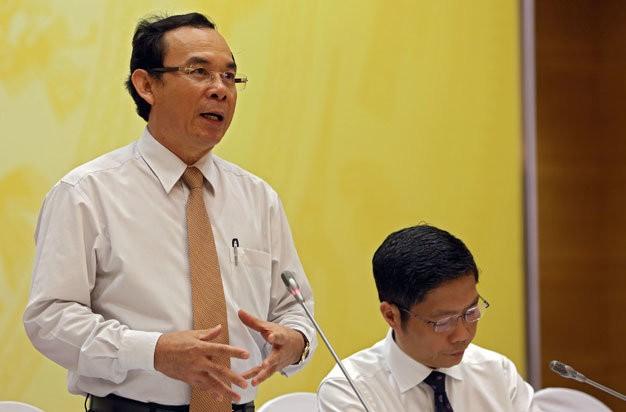 Bộ trưởng, Chủ nhiệm Văn phòng Chính phủ Nguyễn Văn Nên: Chính phủ đã thảo luận và thống nhất chưa thực hiện biện pháp tịch thu xe đối với tài xế say xỉn