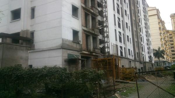 Dự án CT4 Mễ Trì (Nam Từ Liêm, Hà Nội) được xin chuyển đổi từ nhà TĐC sang thương mại dự kiến bán với giá 21 triệu đồng/m2.