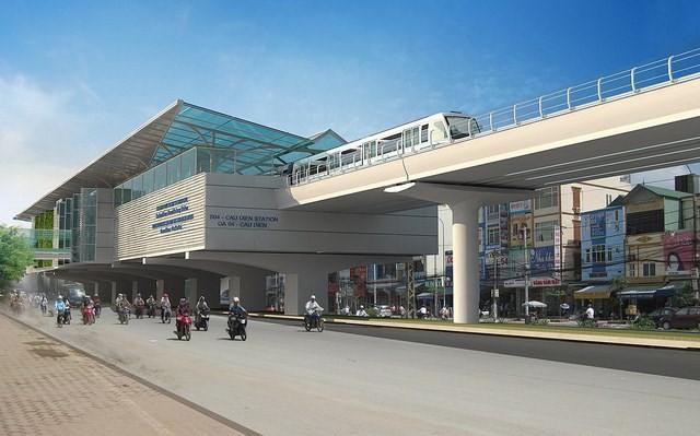 Dự án chạy trên đường dành riêng với tổng chiều dài tuyến chính 12,5km. Toàn bộ dự án tổng vốn đầu tư 783 triệu euro.