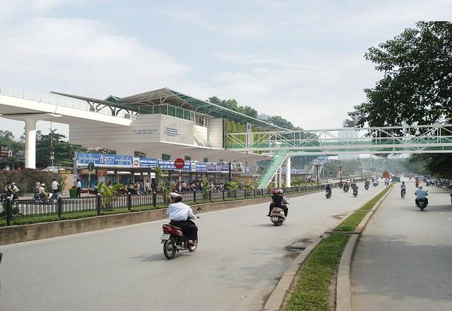 Hiện gói thầu do nhà thầu POSCO thi công chậm 2%, Ban quản lý đường sắt đô thị Hà Nội cho biết.