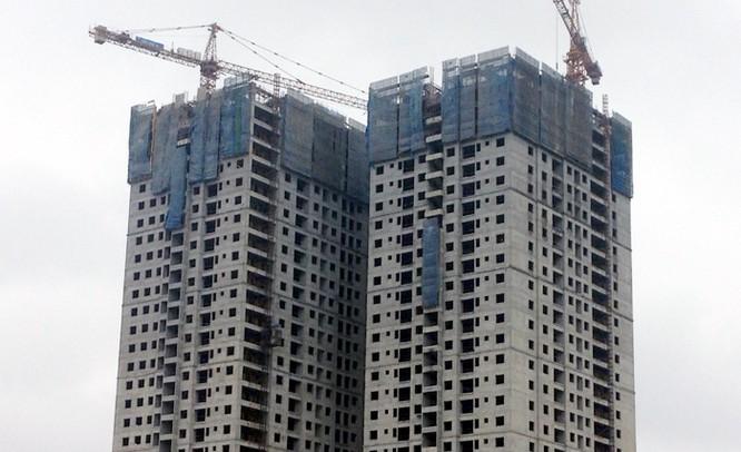 Nhiều dự án nhà giá rẻ bị cò đẩy giá chênh