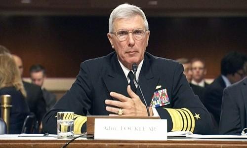 Đô đốc Samuel Locklear. Ảnh: CTV News.