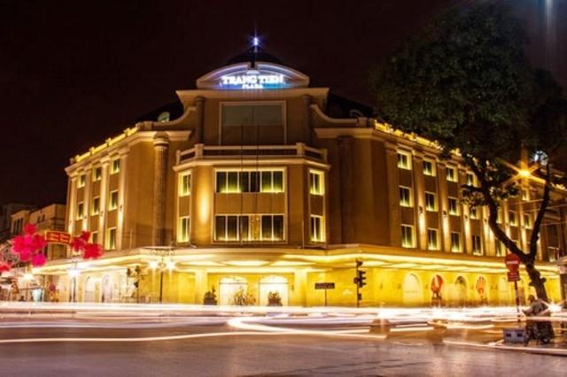 Tràng Tiền Plaza được IPP đầu tư 400 tỷ đồng để cải tạo.