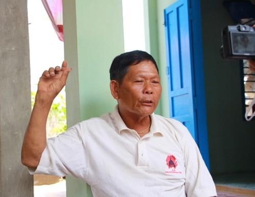 Ông Nguyễn Phùng - Ảnh: Đình Tuyên