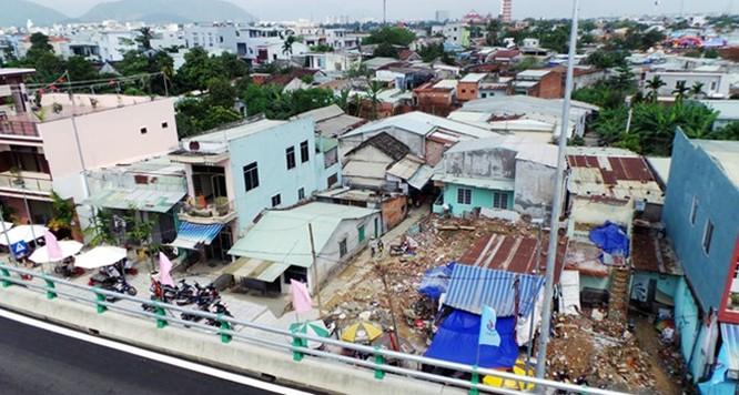 Đà Nẵng sẽ phải làm rõ tình trạng thừa đất tái định cư nhưng người dân phải đi thuê nhà ở trong tháng 5/2015. (Ảnh minh họa).