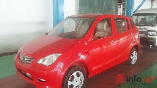 Xe ô tô thương hiệu VG sẽ có 2 dòng số tự động và số sàn, với giá bán dự kiến 350 - 390 triệu đồng/chiếc