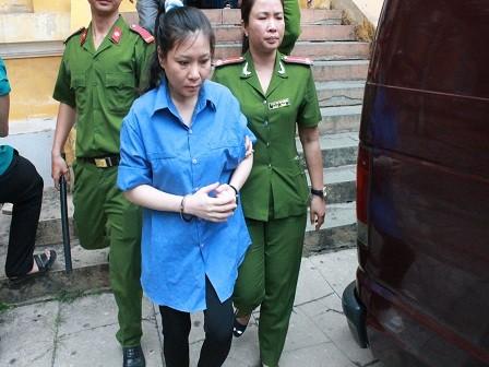 Bị cáo Phạm Thị Kim Loan (SN 1972, Trà Vinh)