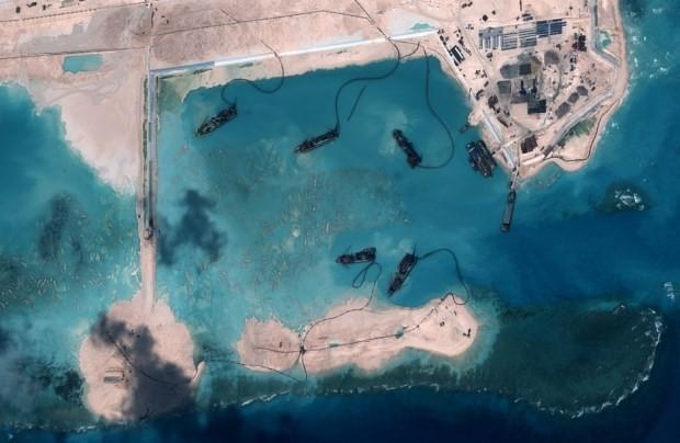 Trung Quốc đang gấp rút xây đảo nhân tạo để đặt thế giới trước sự đã rồi