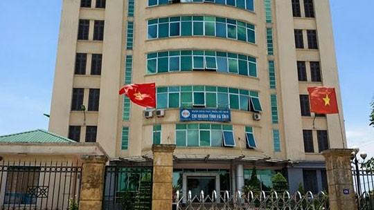 Ngân hàng phát triển chi nhánh Hà Tĩnh, đơn vị cho vay hơn 600 tỷ đồng