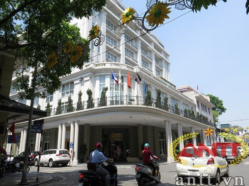 Khách Sạn de l'Opera Hanoi.