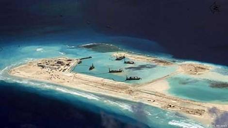 Trung Quốc âm mưu khống chế toàn bộ nam biển Đông ảnh 1