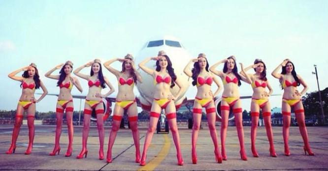 """VietJet Air và những """"scandal"""" tai tiếng nhất ảnh 1"""