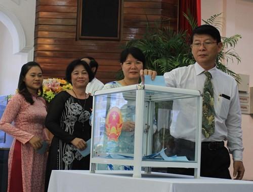 Đà Nẵng có Phó Chủ tịch mới ảnh 1