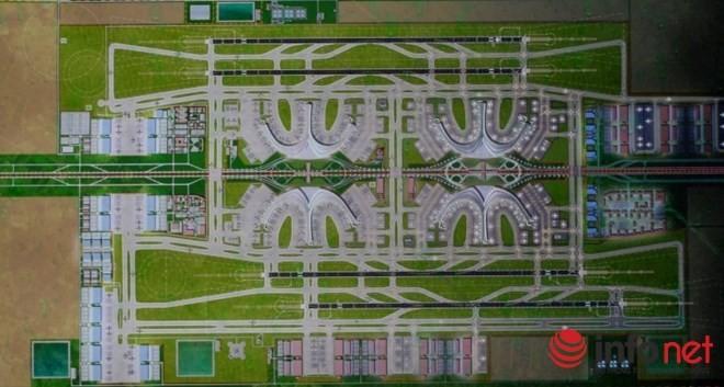 Xây sân bay Long Thành, tác động tới nợ công rất … nhỏ ảnh 1
