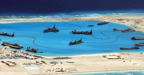 Mỹ không tin tuyên bố 'ngừng xây đảo' của Trung Quốc - ảnh 2