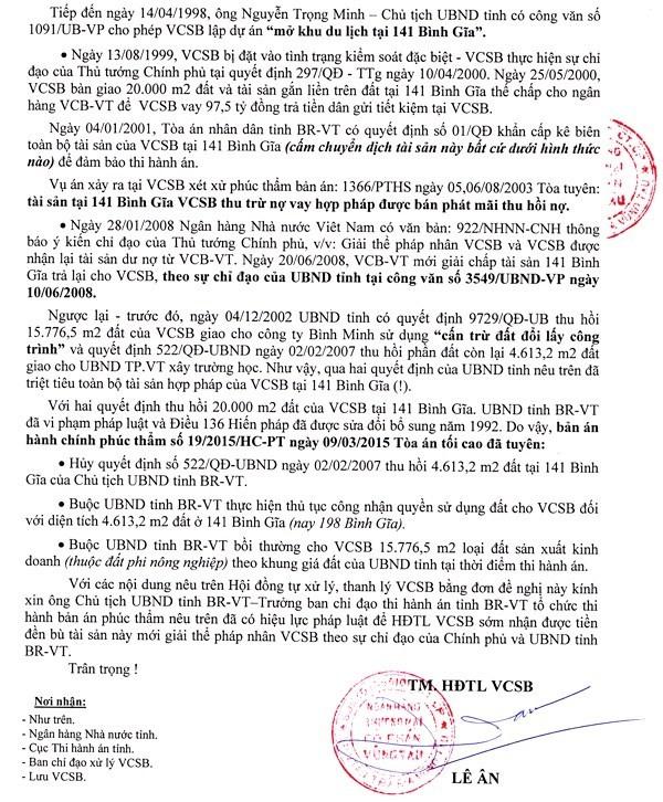 """Thắng kiện UBND tỉnh, đại gia Lê Ân """"cười như mùa thu tỏa nắng"""" ảnh 2"""