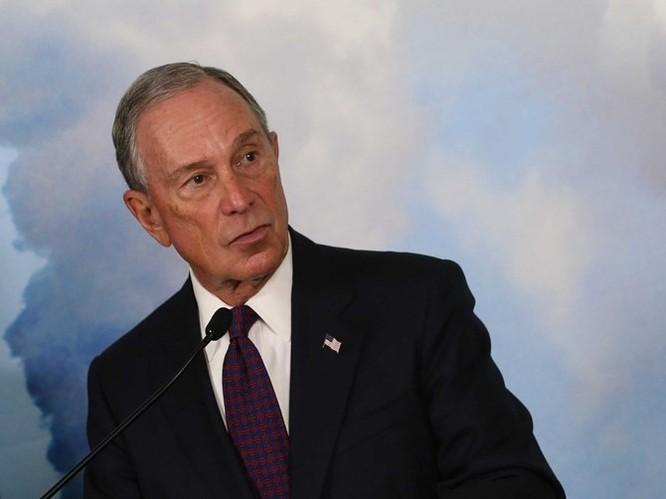 Tỷ phú Michael Bloomberg kiếm 33,7 tỷ USD như thế nào? ảnh 11