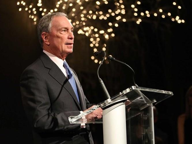 Tỷ phú Michael Bloomberg kiếm 33,7 tỷ USD như thế nào? ảnh 14