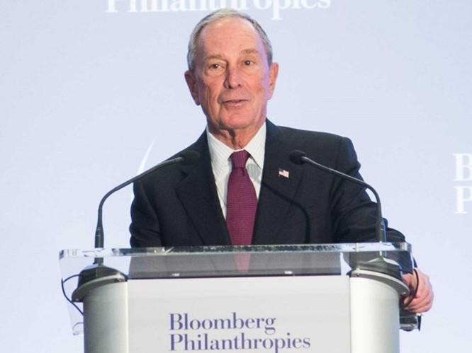 Tỷ phú Michael Bloomberg kiếm 33,7 tỷ USD như thế nào? ảnh 17