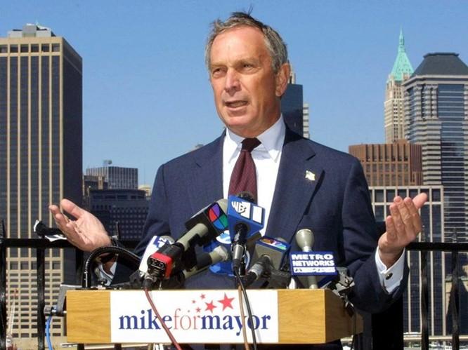 Tỷ phú Michael Bloomberg kiếm 33,7 tỷ USD như thế nào? ảnh 6