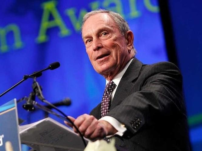 Tỷ phú Michael Bloomberg kiếm 33,7 tỷ USD như thế nào? ảnh 9