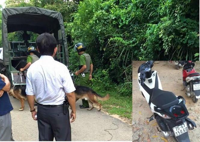 """Gần trăm cảnh sát vây bắt tên cướp có vũ khí """"nóng"""" ảnh 1"""