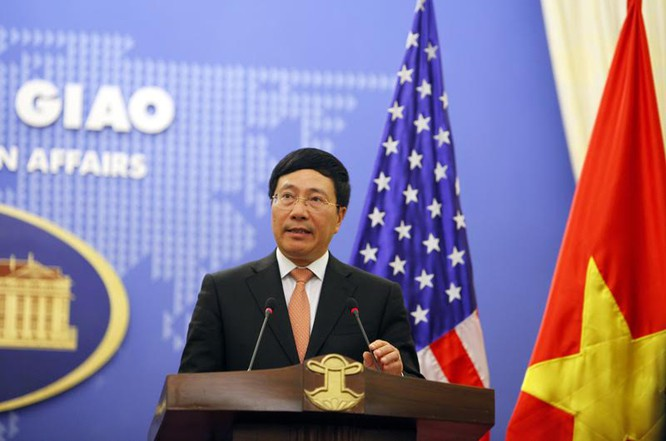 """Ngoại trưởng Mỹ và căn phòng """"bình thường hóa"""" lịch sử ở Hà Nội ảnh 2"""