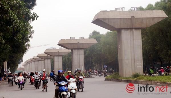 30/6/2016, người Hà Nội sẽ được đi tàu điện trên cao Cát Linh - Hà Đông ảnh 1