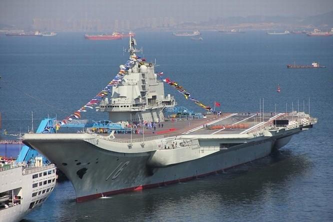 Trung Quốc chắc chắn thảm bại nếu đấu tàu sân bay với Mỹ ảnh 1