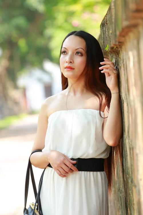 Người đẹp Linh Nga: Anh Thuyết bị bắt, dư luận đổ lên đầu tôi rất nhiều thứ tội ảnh 2