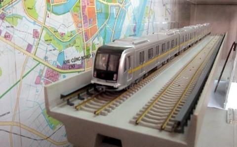 Sẽ mua 13 đoàn tàu của Trung Quốc chạy tuyến đường sắt Cát Linh-Hà Đông ảnh 1