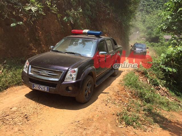 Hàng trăm cảnh sát vây bắt nghi can thảm sát 4 người tại Yên Bái ảnh 1