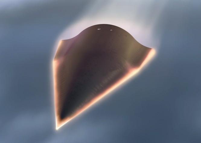 Vũ khí siêu thanh tấn công nhanh toàn cầu của Mỹ