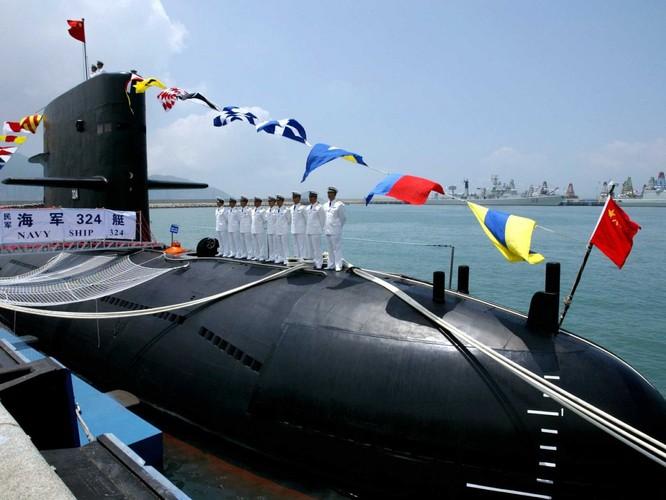 Hải quân Trung Quốc thời gian gần đây liên tục tập trận, gây căng thăng khu vực