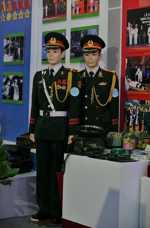 Việt Nam lần đầu phô diễn nhiều vũ khí, trang bị hiện đại sẵn sàng chiến đấu ảnh 15