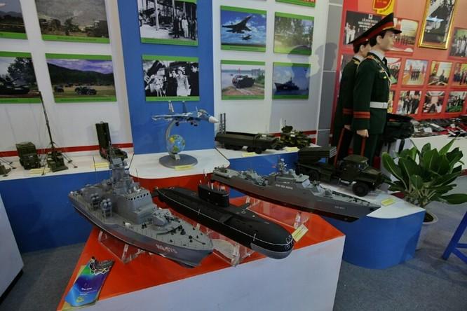 Việt Nam lần đầu phô diễn nhiều vũ khí, trang bị hiện đại sẵn sàng chiến đấu ảnh 13