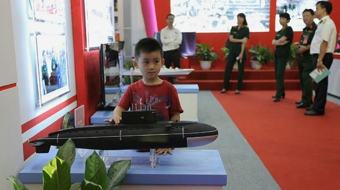 Việt Nam lần đầu phô diễn nhiều vũ khí, trang bị hiện đại sẵn sàng chiến đấu ảnh 12
