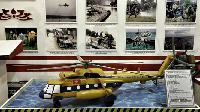 Việt Nam lần đầu phô diễn nhiều vũ khí, trang bị hiện đại sẵn sàng chiến đấu ảnh 11
